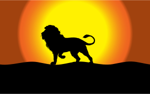 https://openclipart.org/image/300px/svg_to_png/231369/Dusk-Lion-Silhouette.png