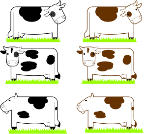 https://openclipart.org/image/300px/svg_to_png/231908/Black-And-Brown-Cows-With-Grass.png