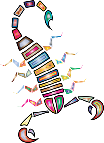 https://openclipart.org/image/300px/svg_to_png/232175/Colorful-Abstract-Tribal-Scorpion.png