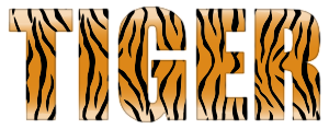 https://openclipart.org/image/300px/svg_to_png/233268/Tiger-Typography-Enhanced.png