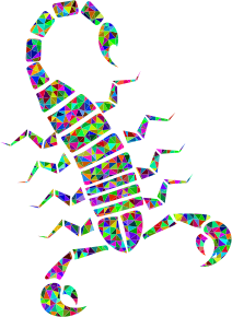 https://openclipart.org/image/300px/svg_to_png/238655/Prismatic-Low-Poly-Tribal-Scorpion.png