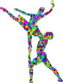 https://openclipart.org/image/300px/svg_to_png/238659/Prismatic-Low-Poly-Woman-And-Man-Ballet-Silhouette.png