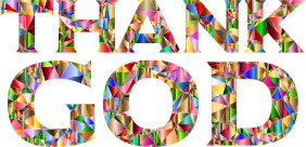 https://openclipart.org/image/300px/svg_to_png/238682/Chromatic-Low-Poly-Thank-GOD-Typography.png