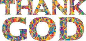 https://openclipart.org/image/300px/svg_to_png/238683/Polyprismatic-Low-Poly-Thank-GOD-Typography.png
