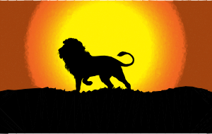 https://openclipart.org/image/300px/svg_to_png/240345/Low-Poly-Dusk-Lion-Silhouette.png