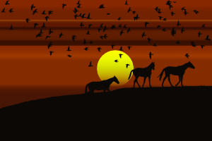 https://openclipart.org/image/300px/svg_to_png/241507/Birds-And-Horses-Silhouette-Sunset-3.png