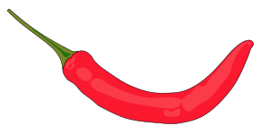 openclipart圖庫:chilli