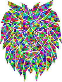 https://openclipart.org/image/300px/svg_to_png/244233/Prismatic-Low-Poly-Polygonal-Lion-Face.png