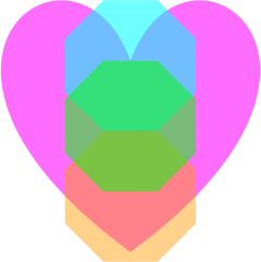 https://openclipart.org/image/300px/svg_to_png/244915/Transparent-Magenta-Loveheart-Octagon-Cyan-Green-Orange-.png
