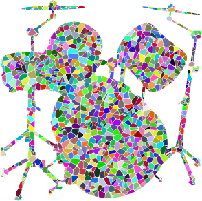 https://openclipart.org/image/300px/svg_to_png/246652/Prismatic-Tiled-Drums-Set-Silhouette.png