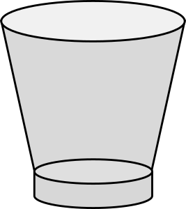 clipart empty shot glass rh openclipart org shot glass clip art free Black Shot Glass Clip Art