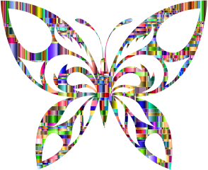 https://openclipart.org/image/300px/svg_to_png/250716/Chromatic-Checkered-Tribal-Butterfly-Silhouette.png