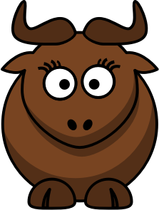 https://openclipart.org/image/300px/svg_to_png/260152/Gnu-female.png