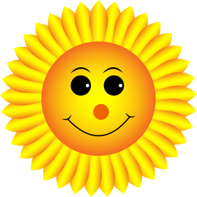 clipart sunflower smiley sunflower clip art pictures sunflower clipart in microsoft word