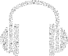 https://openclipart.org/image/300px/svg_to_png/271456/Musical-Notes-Headphone-Grayscale.png