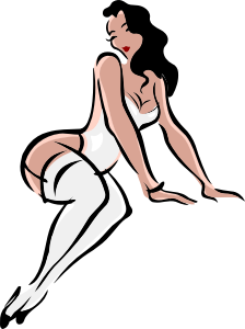https://openclipart.org/image/300px/svg_to_png/271618/LingerieModelLightBlackWhite.png