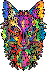 https://openclipart.org/image/300px/svg_to_png/272819/Prismatic-Ornamental-Fox-Line-Art-Enhanced.png