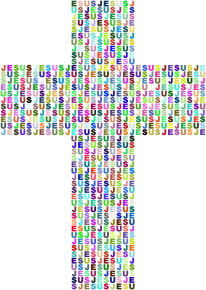 https://openclipart.org/image/300px/svg_to_png/279485/Jesus-Cross-Typography-II-Prismatic.png