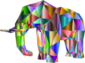 https://openclipart.org/image/300px/svg_to_png/281093/Prismatic-Low-Poly-Elephant-2.png