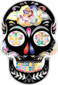 https://openclipart.org/image/300px/svg_to_png/281141/Prismatic-Sugar-Skull-Silhouette-By-Karen-Arnold.png