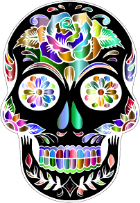 https://openclipart.org/image/300px/svg_to_png/281142/Prismatic-Sugar-Skull-Silhouette-By-Karen-Arnold-2.png