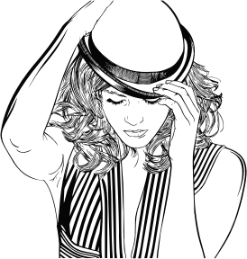 https://openclipart.org/image/300px/svg_to_png/282624/Woman-Adjusting-Hat-Line-Art.png