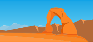 https://openclipart.org/image/300px/svg_to_png/283112/Stylized-Arches-National-Park-2.png