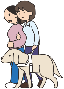 https://openclipart.org/image/300px/svg_to_png/284526/publicdomainq-blind_woman_with_a_guide_dog.png