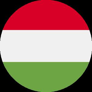 Clipart Flag Hungary
