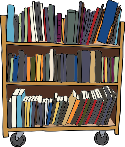 http://openclipart.org/image/300px/svg_to_png/6812/SteveLambert_Library_Book_Cart.png