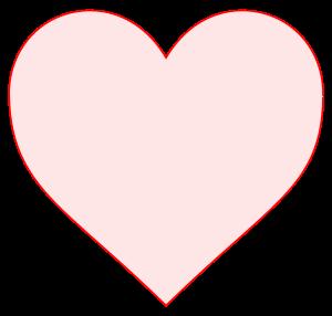 Clipart Pink Heart