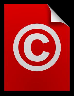 Copyright Document Icon