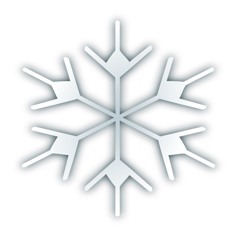 Snow fake icon 2