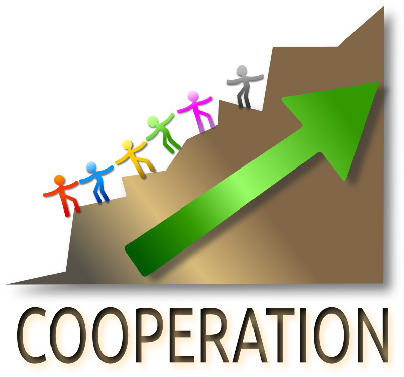 Cooperation Leads to Success
