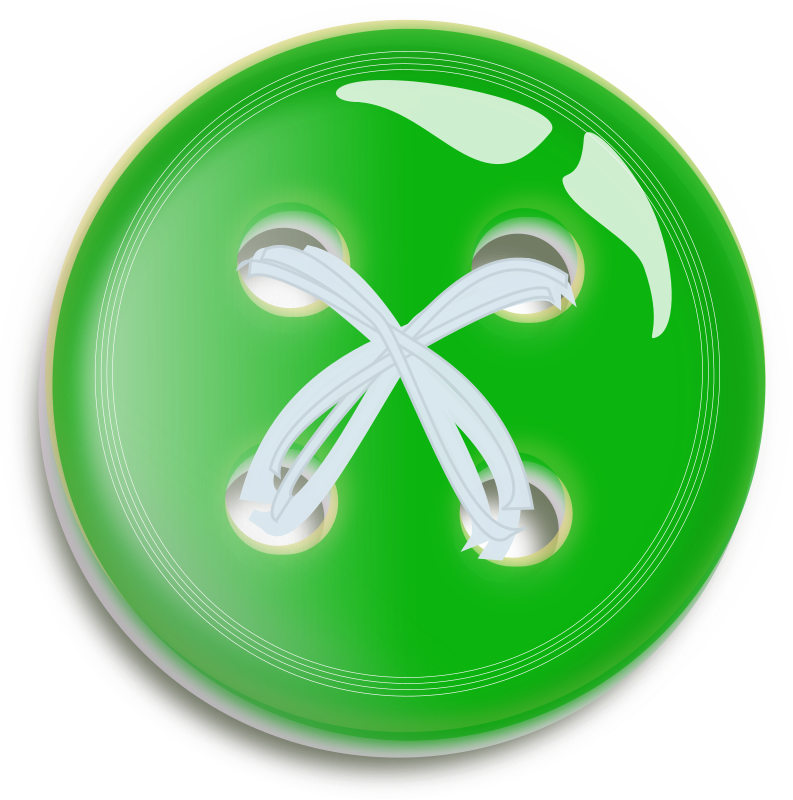 Green Button Button