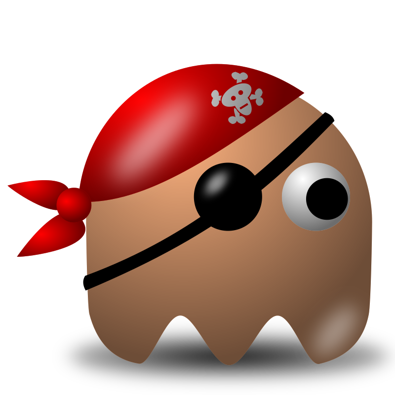 Game baddie: Pirate