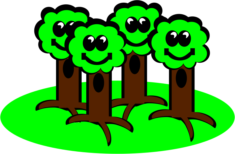 Happy Trees Smile