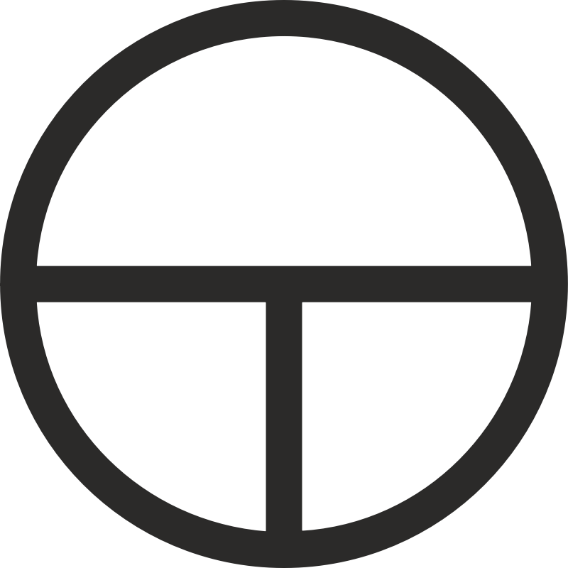 Tau Cross Encircled