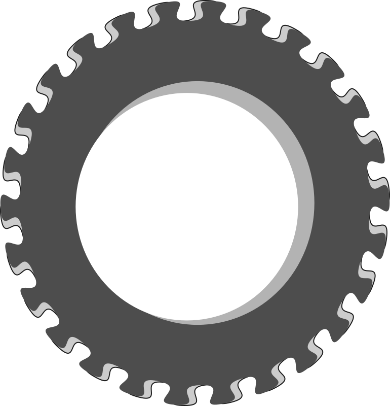 Fancy Gear wheel