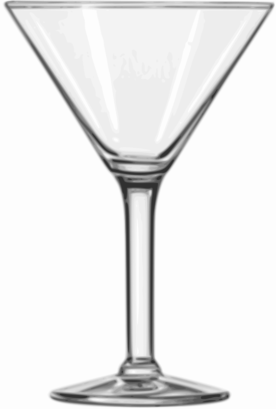 Cocktail Glass (Martini)