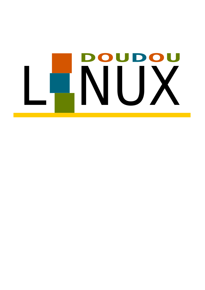 doudou linux logo proposal