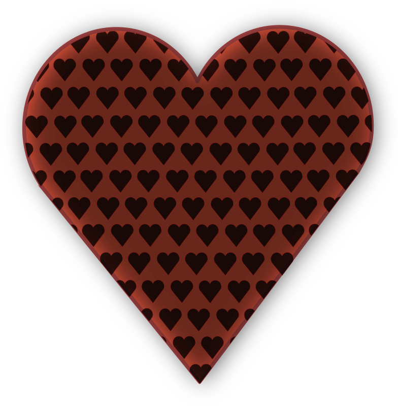 Heart in Heart (Dark)