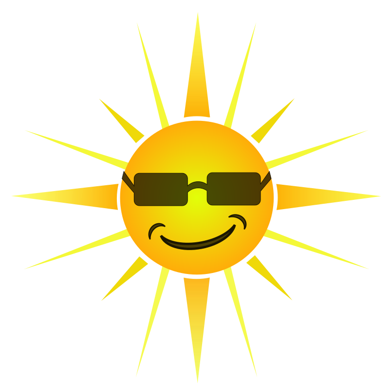 Cool Happy Sun