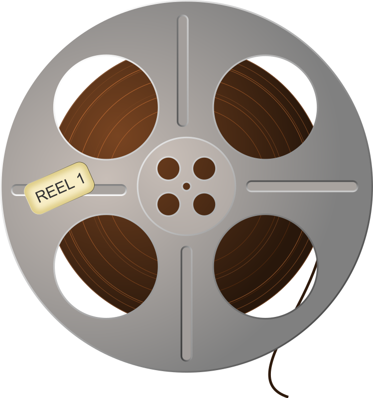 Film Tape Reel