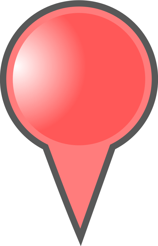 Red Map Marker