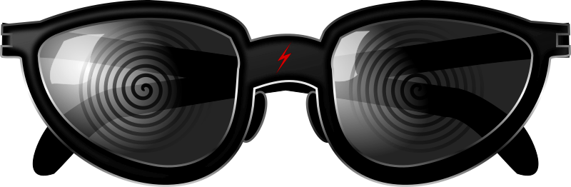X-Ray Spex Specs Glasses