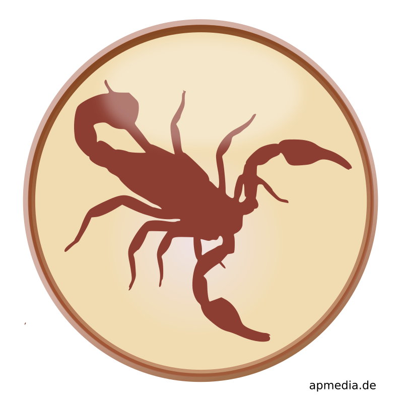 Star Sign Scorpion