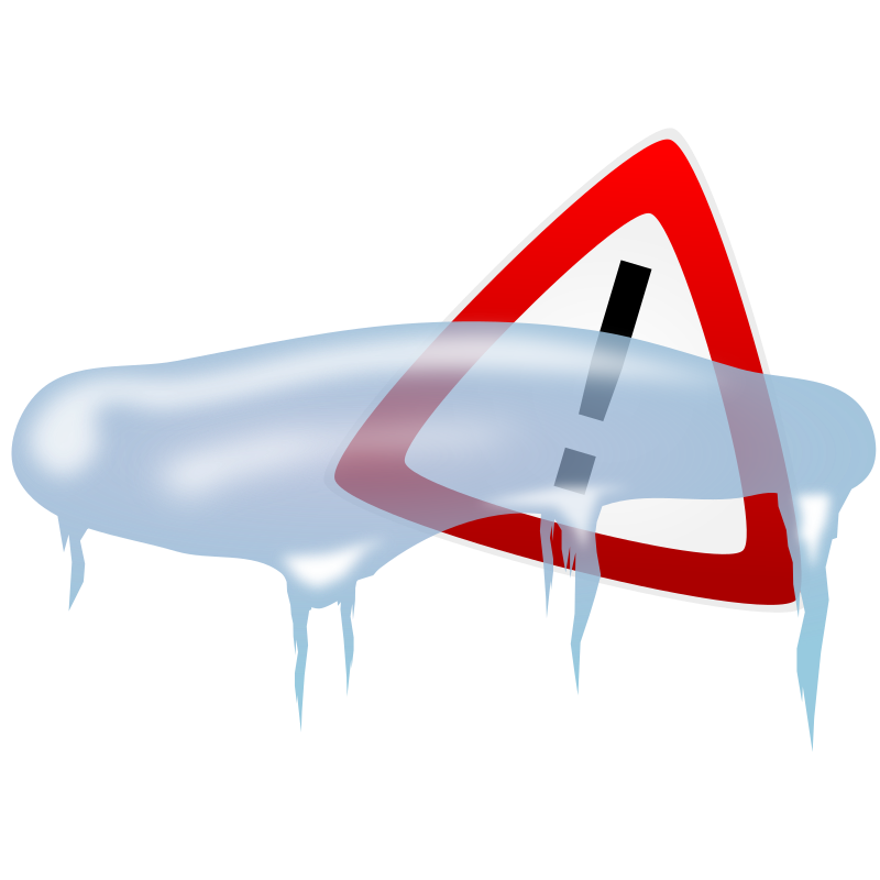 weather icon - frost