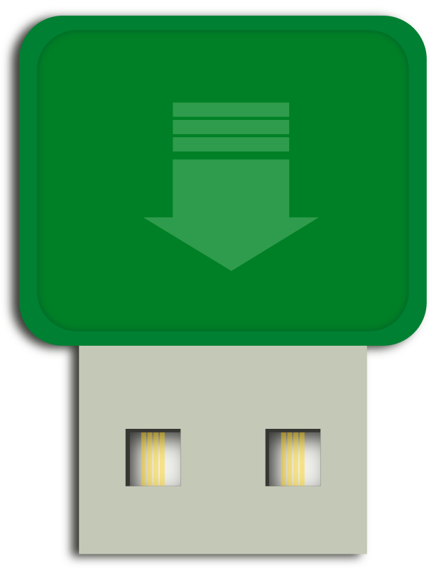 Flash drive mini
