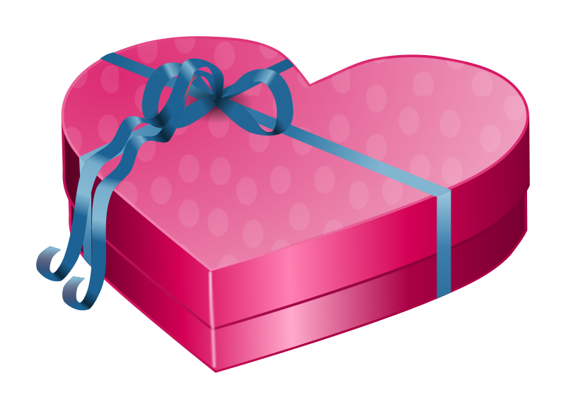 Valentines Day - Gift Box